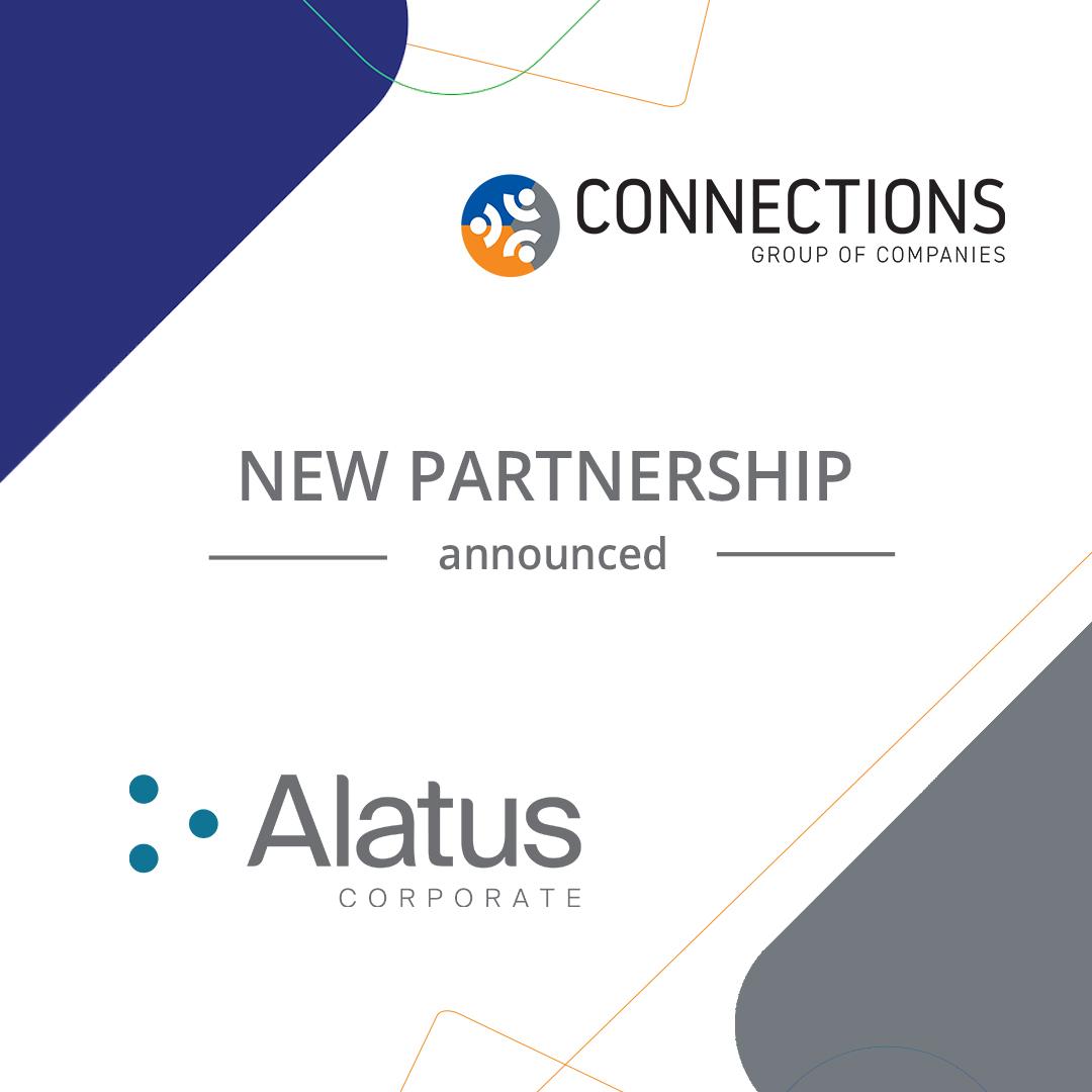 New partnership with Alatus Corporate